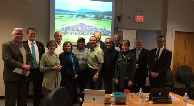 November 21, 2016  SD79 Trustees met with Minister Bernier and local partners to discuss the proposed new Cowichan Secondary and the new curriculum.