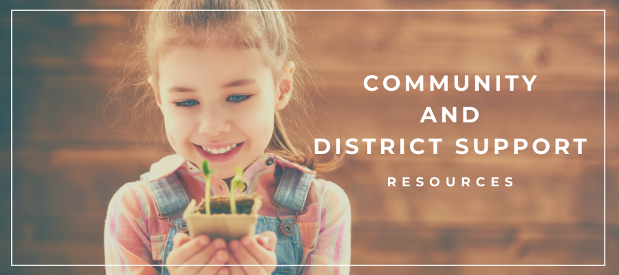 District Support Resources