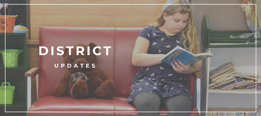 District updates