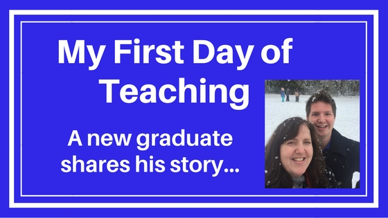 My First Day of Teaching « Cowichan Valley School District 79