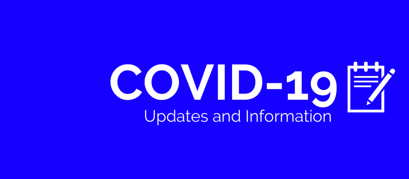 COVID-19 Banner Image